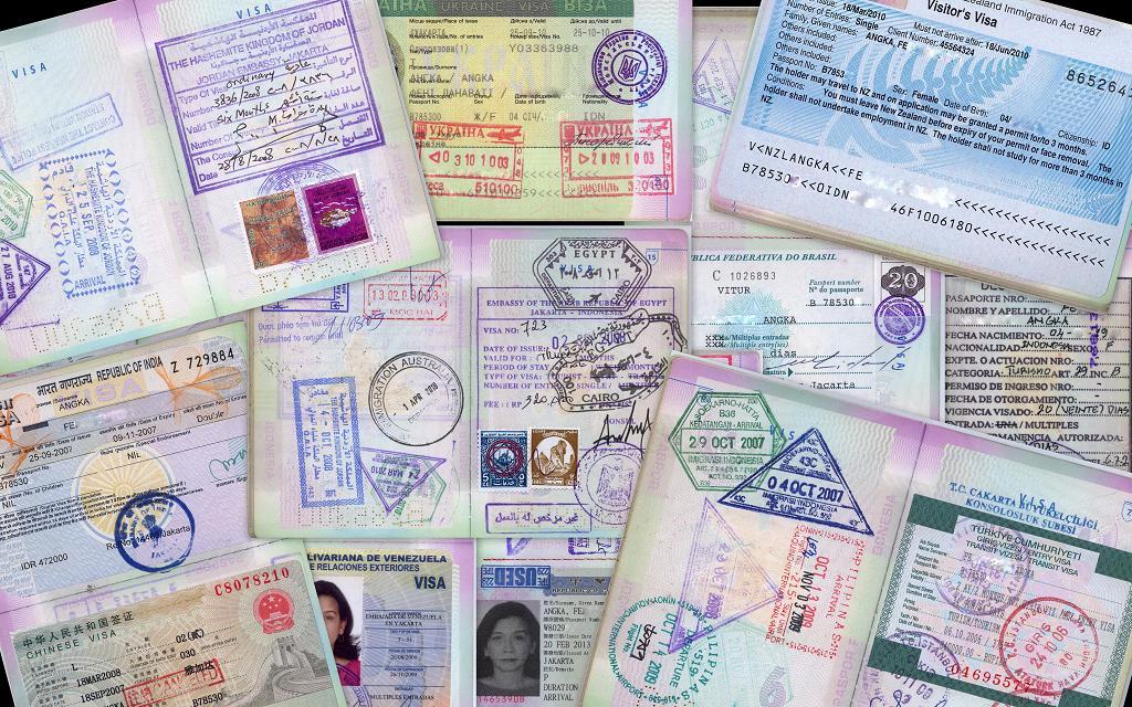 Jenis Visa